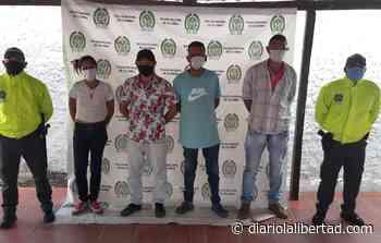 Desarticulado grupo delincuencial dedicado al abigeato en Chibolo, Magdalena - Diario La Libertad