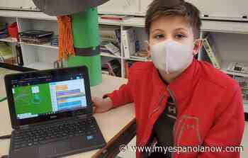 Georges Vanier students access technology for learning - My Eespanola Now