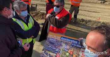 Portet-sur-Garonne. Les travaux démarrent dans la zone commerciale - Touléco : Actu eco Toulouse