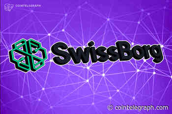 SwissBorg launches yield wallets for USDC, ETH and CHSB - Cointelegraph