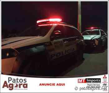 PM prende dupla que tentou arrombar agência dos Correios em Monte Carmelo - Patos Agora