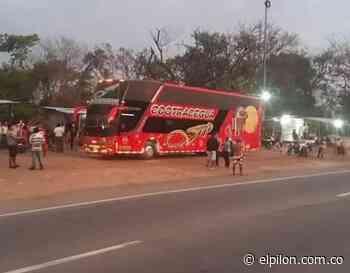 Llantero murió cuando arreglaba un bus en Aguachica - ElPilón.com.co