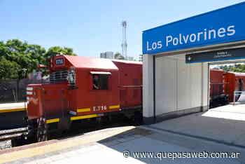 Se inauguró la renovada estación de Los Polvorines del Belgrano Norte - Que Pasa Web