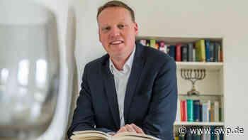Julian Elschenbroich wird neuer Pfarrer in Salach: Stets ein offenes Ohr für die Menschen - SWP