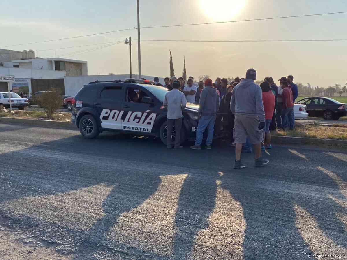 Linchan a presunto asaltante en la comunidad El Tinaco - Criterio Hidalgo