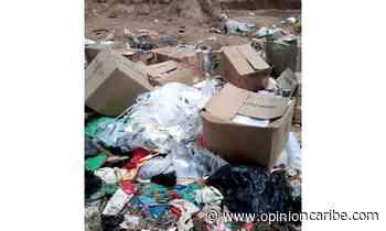 Hospital de Pivijay asegura que no está arrojando desechos en el barrio Villa Salah - Opinion Caribe