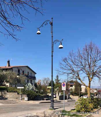 Vitorchiano, illuminazione pubblica: volge al termine il primo step di lavori - La mia città NEWS