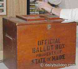Chesterville municipal elections today; Town Meeting Monday – Daily Bulldog - Daily Bulldog