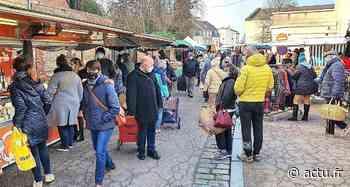Les Andelys. Confinement : le marché maintenu pour sa partie alimentaire - actu.fr