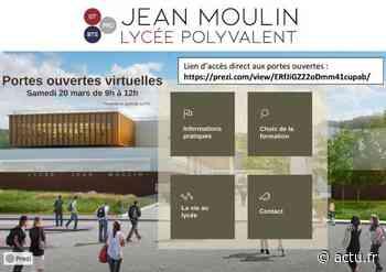 Les Andelys. Le lycée organise des portes ouvertes virtuelles samedi 20 mars - actu.fr