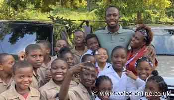 Usain Bolt: 'The best thing about my life is being able to give back' as he donates 150 laptops to schools in rural Jamaica - Voice Online - The Voice Online