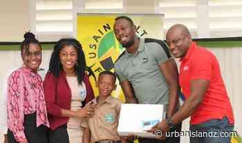 Usain Bolt Foundation Donates 150 Laptops To Rural Jamaica Schools - Urban Islandz