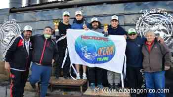 Domingo a pura pesca en Bahía Solano - El Patagonico