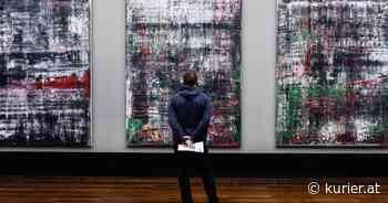 """Gerhard Richter gibt """"Birkenau""""-Zyklus als Dauerleihgabe nach Berlin - KURIER"""