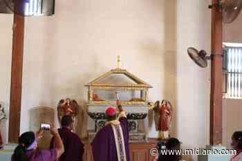 Así quedó la iglesia Santo Domingo Guzmán de Parita, luego de unos trabajos por $137 mil dólares - Mi Diario Panamá