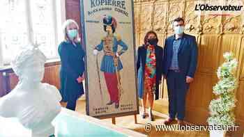 Aniche : Florence taille un costume XXXXXL à Kopierre - L'Observateur
