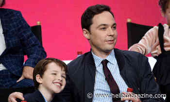 Young Sheldon: What has Jim Parsons said about Iain Armitage? - HELLO!