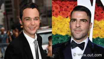 Jim Parsons, Zachary Quinto Join Truman Capote, Tennessee Williams Doc - Out Magazine