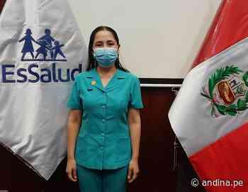 Historias en pandemia: Ruth Monsefú, la abanderada de la lucha contra covid-19 en Trujillo - Agencia Andina
