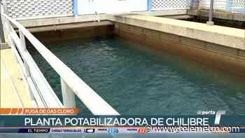 Potabilizadora de Chilibre funciona con normalidad tras fuga de gas cloro - Telemetro