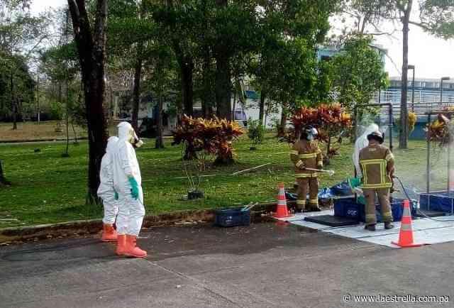 Se registra fuga de gas cloro en planta potabilizadora de Chilibre - La Estrella de Panamá