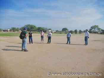 Sullana: construirán campo deportivo en centro poblado La Noria de Marcavelica - El Regional