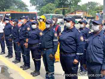 Bomberos de Puerto Tejada: 56 años de servicio a la comunidad – - Proclama del Cauca