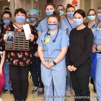 Campbellford hospital recognizes staff achievements, years of service - ThePeterboroughExaminer.com