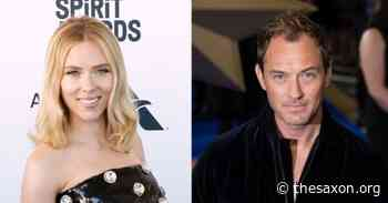 Scarlett Johansson once caught flirting with Jude Law? - The Saxon