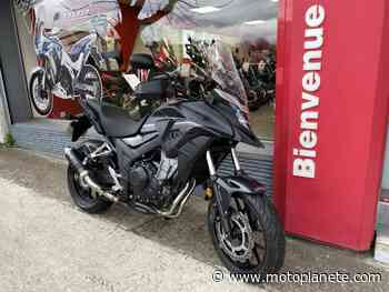 Honda CB 500 X 2021 à 5490€ sur CORBEIL ESSONNES - Occasion - Motoplanete