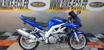 Suzuki SV 1000 S 2003 à 3590€ sur VITROLLES - Occasion - Motoplanete