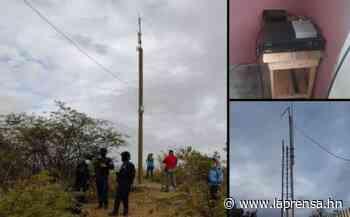 Pandilla 18 tenía complejo sistema para comunicarse desde prisión de Támara - La Prensa de Honduras