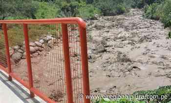 Huancabamba: población de Canchaque reporta huaicos como consecuencia de fuertes lluvias - El Regional