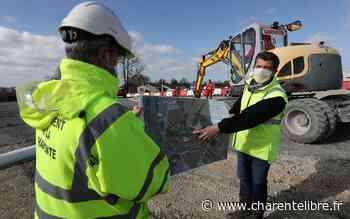 Champniers: ce que le nouveau barreau routier va changer - Charente Libre