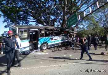 Cojedes | 7 muertos y 35 lesionados en accidente en Tinaquillo - El Pitazo
