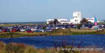 Jornada de limpieza tecnológica en Punta Mogotes - La Capital de Mar del Plata
