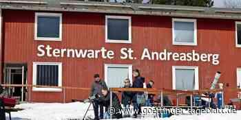 Sternwarte - In Sankt Andreasberg kommen Besucher den Sternen nah - Göttinger Tageblatt