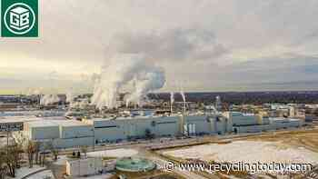 Green Bay Packaging begins paper mill production - Recycling Today