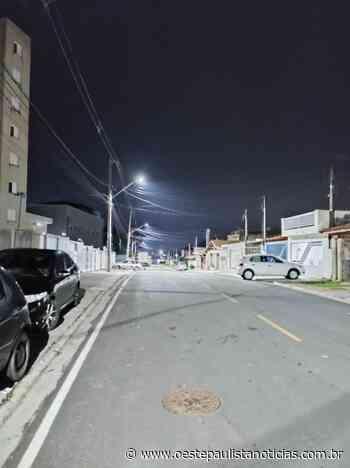 Prefeitura de Vargem Grande Paulista investe em iluminação de LED - Portal Oeste Paulista
