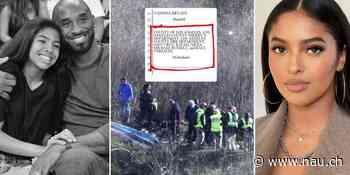 Kobe Bryant (†41): Witwe stellt Polizisten wegen Fotos an Pranger - Nau.ch