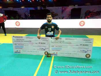 Meet Shabir Ahmad : First Kashmiri Youth to Represent India in Kho Kho Ultimate League - 5 Dariya News