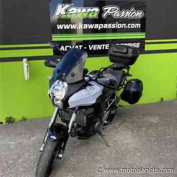 Kawasaki VERSYS 1000 2014 à 6290€ sur ALES - Occasion - Motoplanete