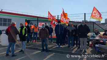 Un nouveau mouvement de grève chez le fromager Bel, à Evron, pour une hausse des salaires - France Bleu