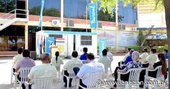 Personal habilita en Quiindy y Loma Plata telecentros comunales - La Nación