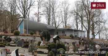 Grabschändung auf dem Friedhof Bad Wurzach: Das ist bisher bekannt - Schwäbische
