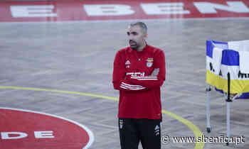 Benfica Joel Rocha Leões Porto Salvo Antevisão - Sport Lisboa e Benfica