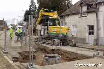 Eaux usées : les canalisations rénovées - La République du Centre