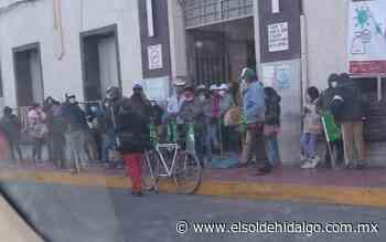 Campesinos toman palacio municipal de Mixquiahuala - El Sol de Hidalgo