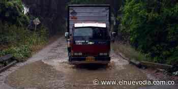 Conducir por la vía Palobayo - Ambalema se volvió un gran reto - El Nuevo Dia (Colombia)