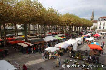Saint-Girons : le maire suspend le marché hebdomadaire sine die - Gazette Ariégeoise
